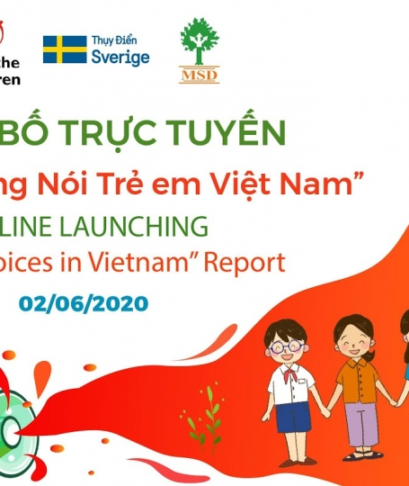 "Online Launching ""Young Voices in Vietnam"" Report"